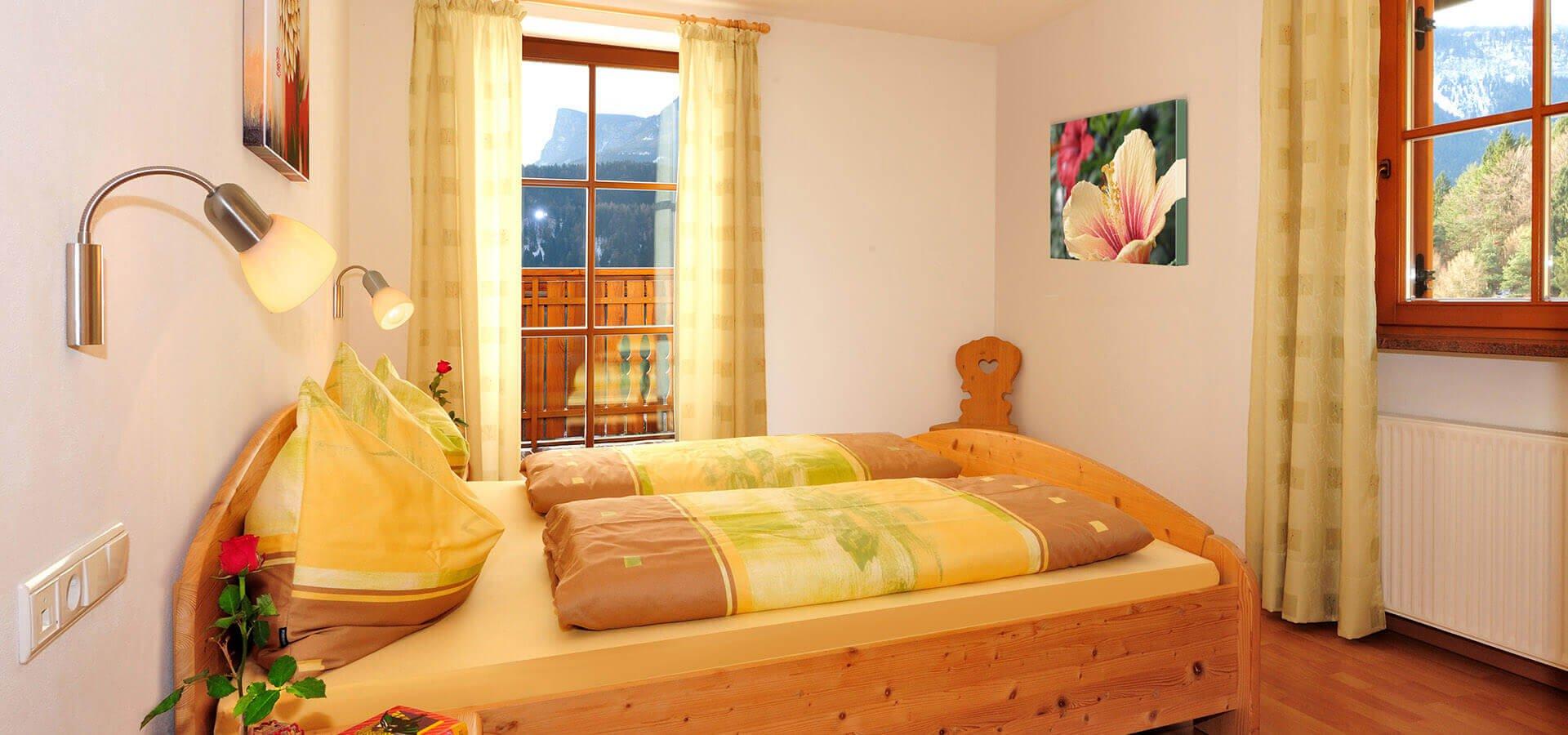 Urlaub in Meran in Südtirol - Unterkunft Meraner Land