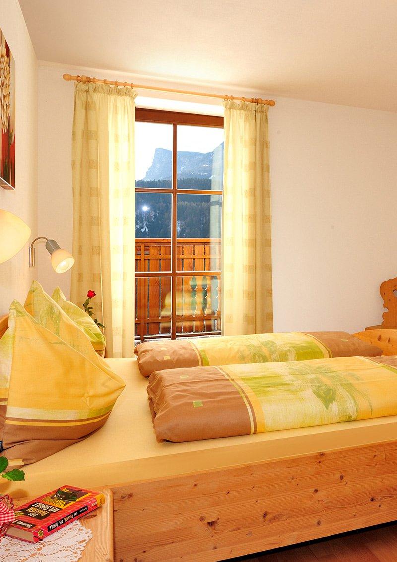 Ferie in un appartamento per le vacanze a Tesimo