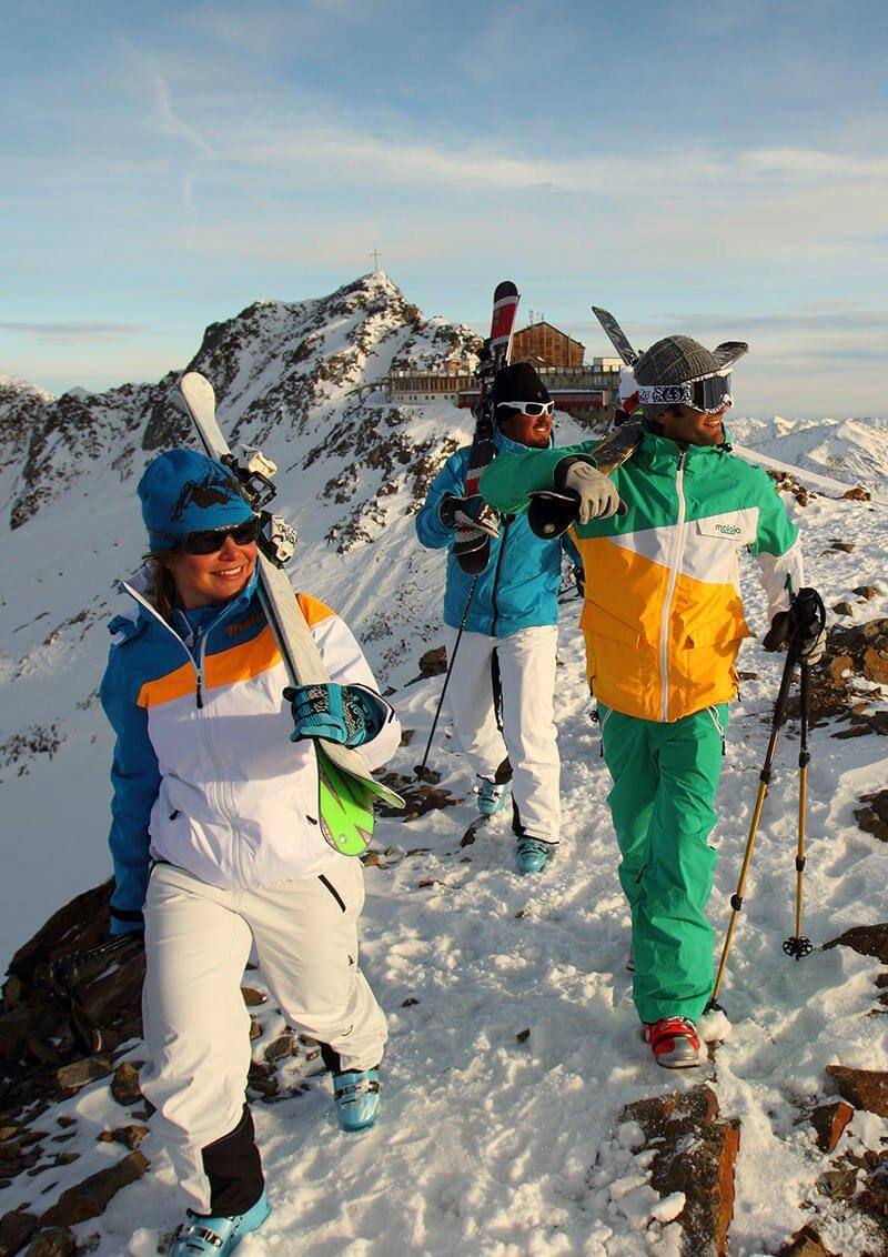 Vacanze invernali a MeranoTanto divertimento sulle piste del Gruppo di Tessa