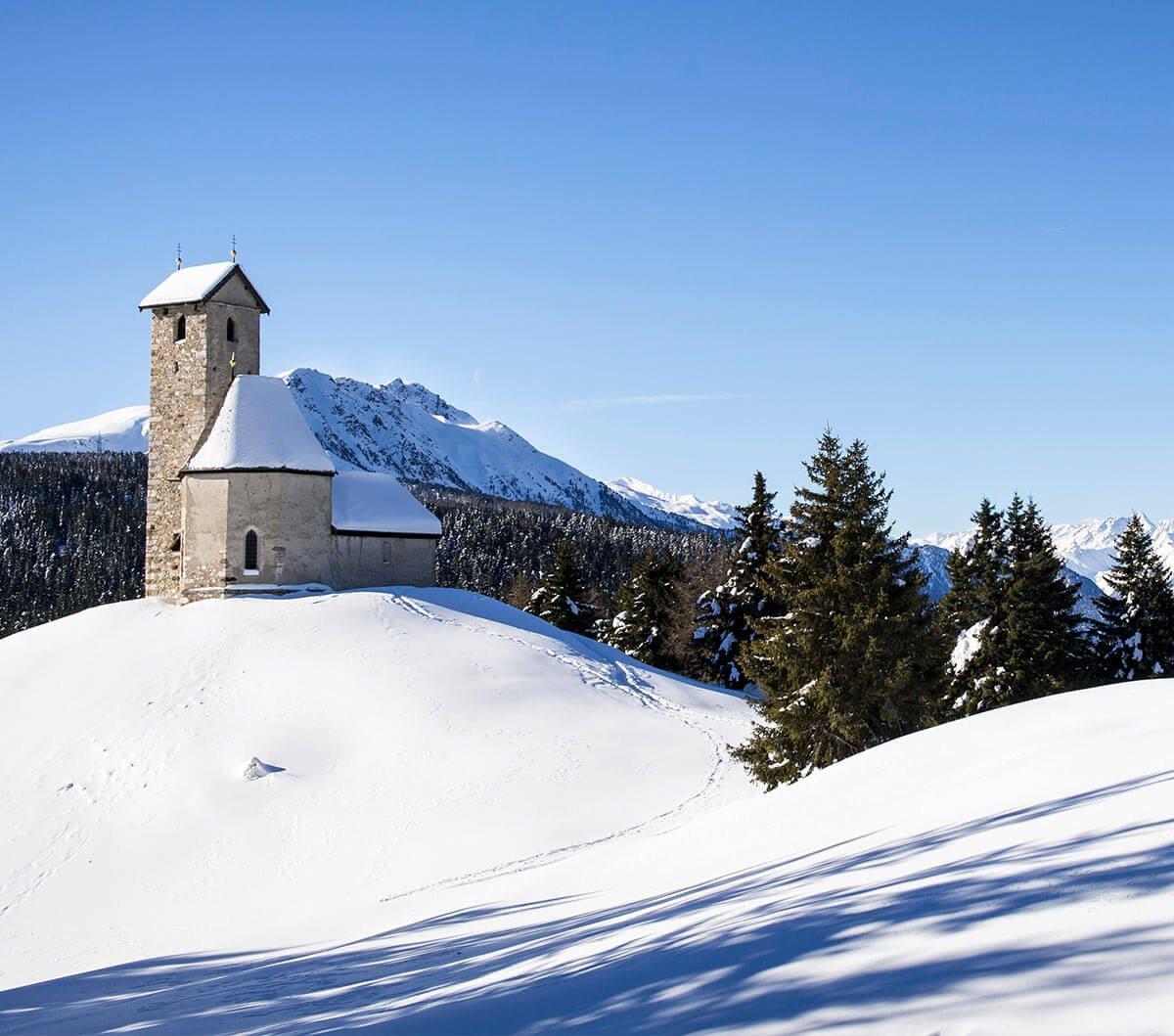 Impressioni invernali durante le vacanze sciistiche a Merano