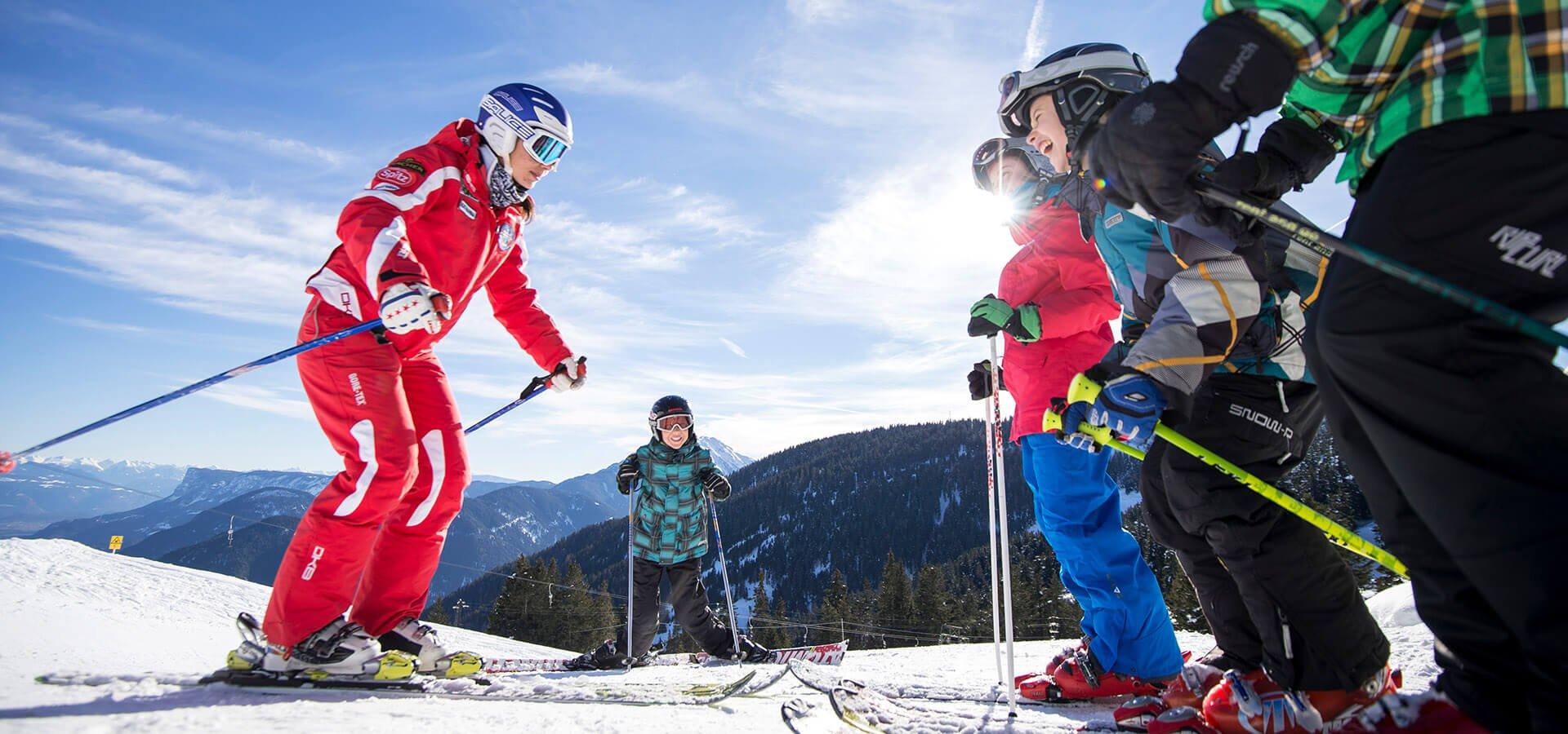 Skiurlaub in Südtirol - Winterurlaub Meraner Land