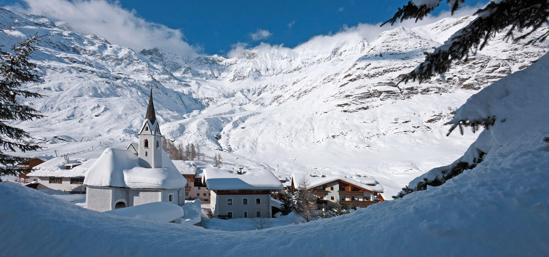 Skiurlaub in Südtirol - Winterurlaub Meraner Land