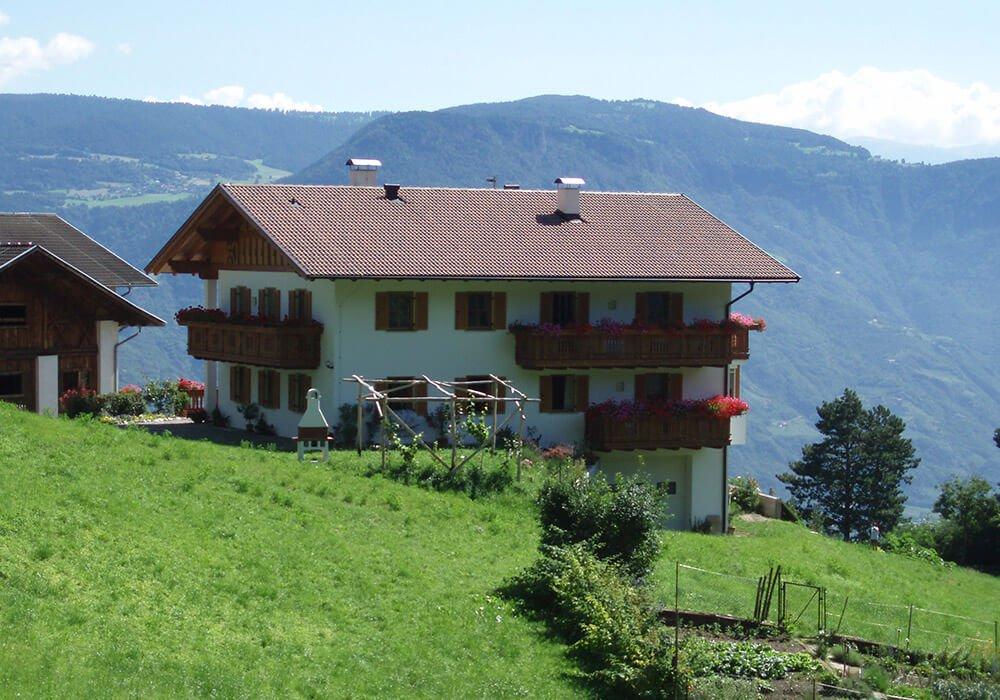 Urlaub auf dem Bauernhof Meraner Land - Tschengghof in Südtirol